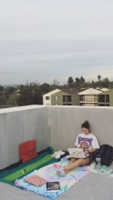 roof top sunsets