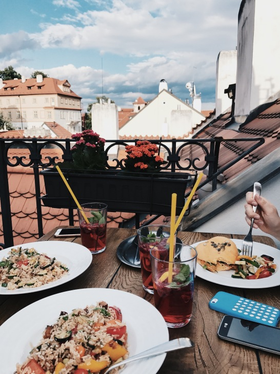 Vegan's Prague