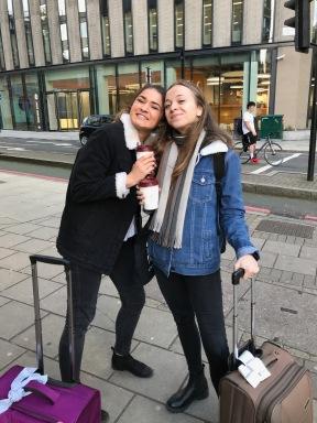 Fae and Phoebe