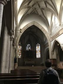 So many churches